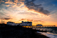 Bognor Regis Pier at Sunrise